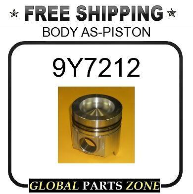 BODY AS-PISTON 0R1572 2W0865 0R2862 7E7310 8N1607 for Caterpillar CAT 9Y7212