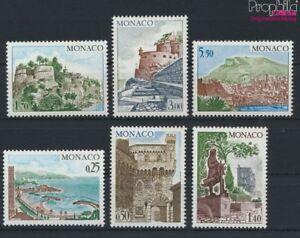 Monaco-1148-1153-kompl-Ausg-postfrisch-1974-Bauwerke-9213072