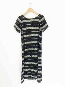 Designer-Collette-Dinnigan-VTG-Amazing-Size-S-Dress-Silk-Slip-Women-039-s-Dress