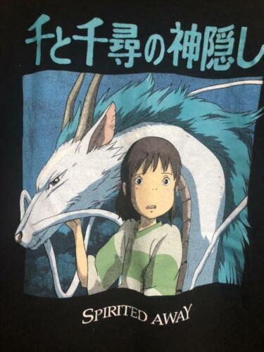 Spirited Away T-Shirt Ghibli Movies Movie Vintage