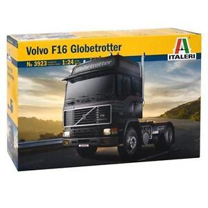 ITALERI-Volvo-F16-Globtrotter-modellino-riproduzione-Scania-scala-1-24-3923