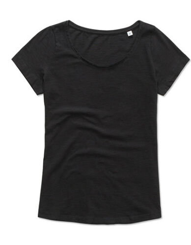 Stedman S-XL Damen T-Shirt NEU Sharon Oversized Slub Crew Neck women