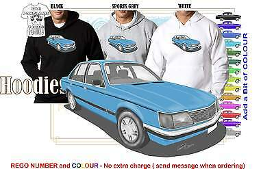 CLASSIC 81-84 VH COMMODORE WAGON ILLUSTRATED T-SHIRT MUSCLE RETRO SPORTS CAR