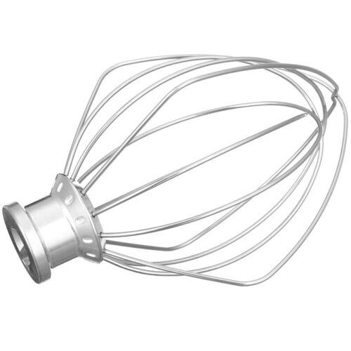 Frullatore per Frusta un Filo nel Acciaio Inossidabile per Kitchenaid K45Ww F3J9