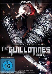 DVD - The Guillotines - Forgiato A Zu Vollstrecken - Nuovo/Originale