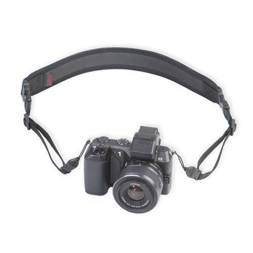 Op//tech 1601502 Mirrorless cámara réflex digital Binoculares Correa De Cuello-Negro Optech