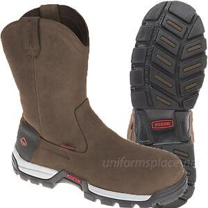 6665484332d Details about Wolverine Wellington Boots Mens Tarmac FX 10