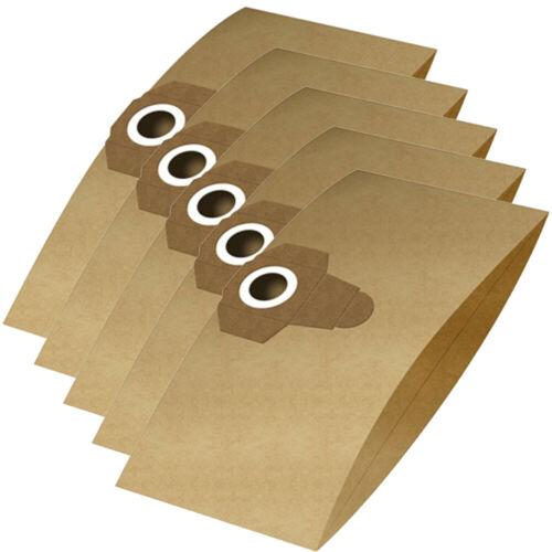 Filtertüten passend für Güde NTS 1200 1250 Nass und Trockensauger Staubsauger