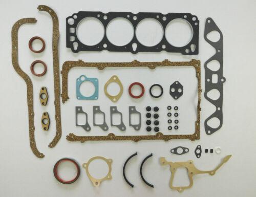 Kompletter Motor Kopf Sumpf Dichtungssatz Ford Pinto Ohc 2.0i Efi Granada Sierra