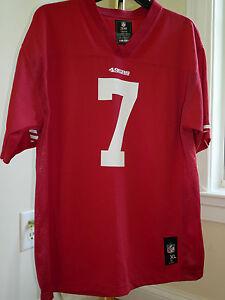 c15d12a1c Image is loading NFL-Licensed-Jersey-San-Francisco-49ers-Colin-Kaepernick-