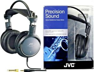 JVC-HA-RX700-FULL-SIZE-DEEP-BASS-STEREO-OVER-EAR-HEADPHONES-ORIGINAL-BRAND-NEW