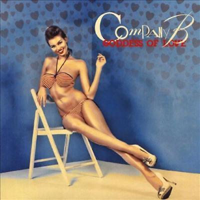 COMPANY-B-GODDESS-OF-LOVE-NEW-CD
