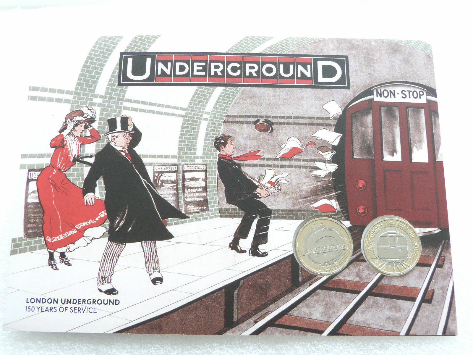 s l1600 - The Underground's £2 coin