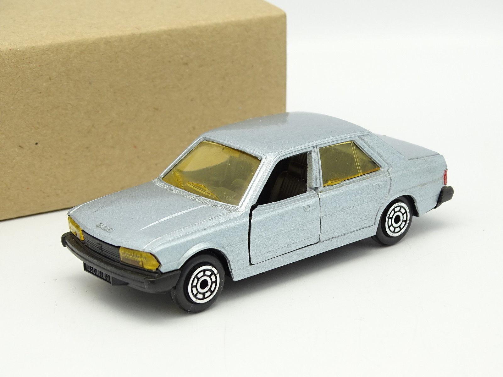 Norev Jet Car Car Car SB 1 43 - Peugeot 305 grey blue 9afdfe