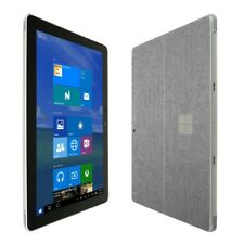 Skinomi Brushed Aluminum Skin Clear Screen Protector for Microsoft Surface Go