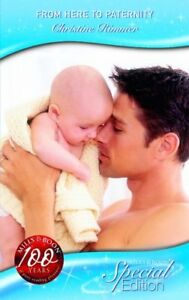 0263860507 Paperback From Here to Paternity Special Edition Christine Rimmer V - Lampeter, United Kingdom - 0263860507 Paperback From Here to Paternity Special Edition Christine Rimmer V - Lampeter, United Kingdom