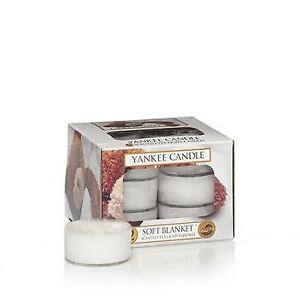 Yankee-Candle-Tea-Lights-6-Hr-Burn-Time-Soft-Blanket-2018-Fragrance