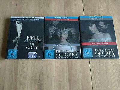 Zusammenfassung Shades Of Grey 2