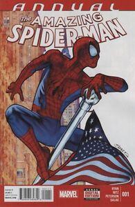 Amazing-Spider-Man-Annual-1-Unread-New-Near-Mint-Marvel-2014-30