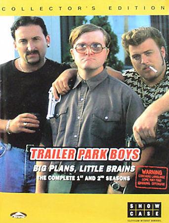 Trailer Park Boys - Seasons 1  2 (DVD, 2005, 3-Disc Set)