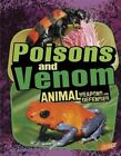 Poisons and Venom by Janet Riehecky (Hardback, 2012)