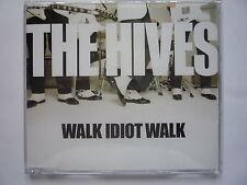 The Hives: Walk Idiot Walk (Deleted 4 track Enhanced CD Single)