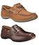 Timberland-Mens-Annapolis-Handsewn-Leather-Boat-Shoes-Smooth-Brown-Med-Brown thumbnail 1