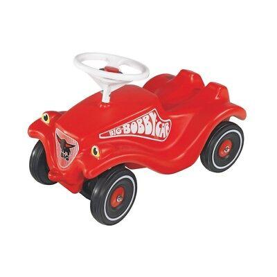 Bobby Car Geschickt Big Bobby Car Kinderfahrzeug Rot/schwarz Flüsterräder Und Schuhschonern
