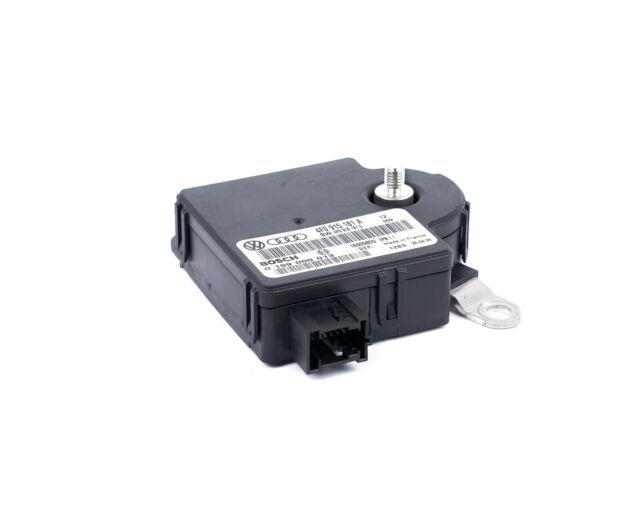 Audi A6 Battery Control Unit 4F0915181A Battery 4F0910181E, 12 Months Grarantie