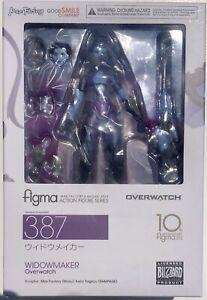 Figma-Overwatch-Widowmaker-387-Action-Figure-Series-Blizzard-Max-Factory