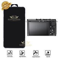 SopiGuard Tempered Glass 9H Japan Asahi Screen Protector Fuji X70