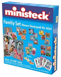 Ministeck Ministeck 31425 Famiglia Set Spina foto 10000 PEZZI