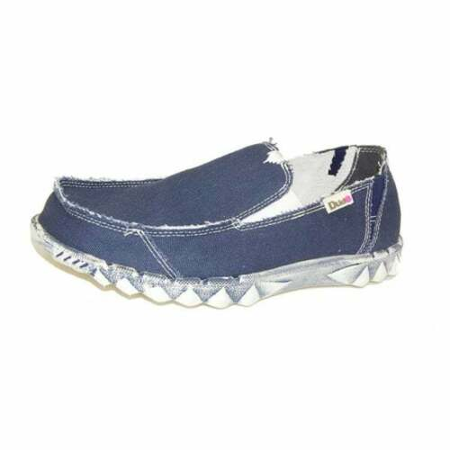 Hey Dude Shoes Women/'s Farty Classic Navy Slip On Mule