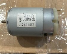 Johnson 63706 Electric Motor Dc 12v 6000 Rpm Small High Speed Toy Hobby
