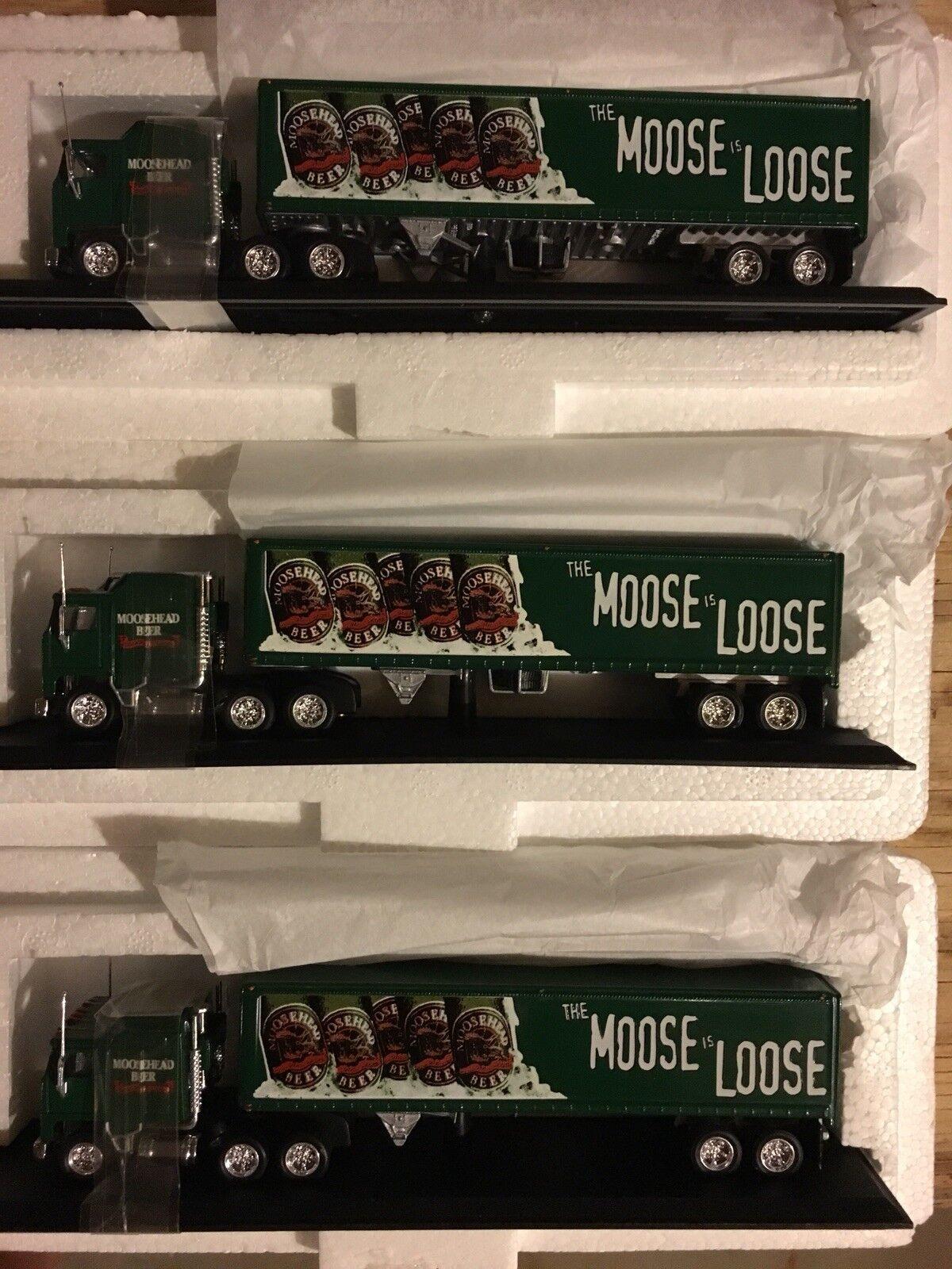 Lote MOOSEHEAD Kenworth CAB-sobre-motor 1 100 escala hecha a mano por Matchbox
