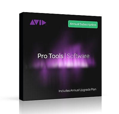 NEW Avid Pro Tools 12 Ilok Key 1 Year Subscription DAW PC//MAC