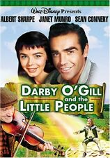 Darby OGill and the Little People (DVD, 2004)