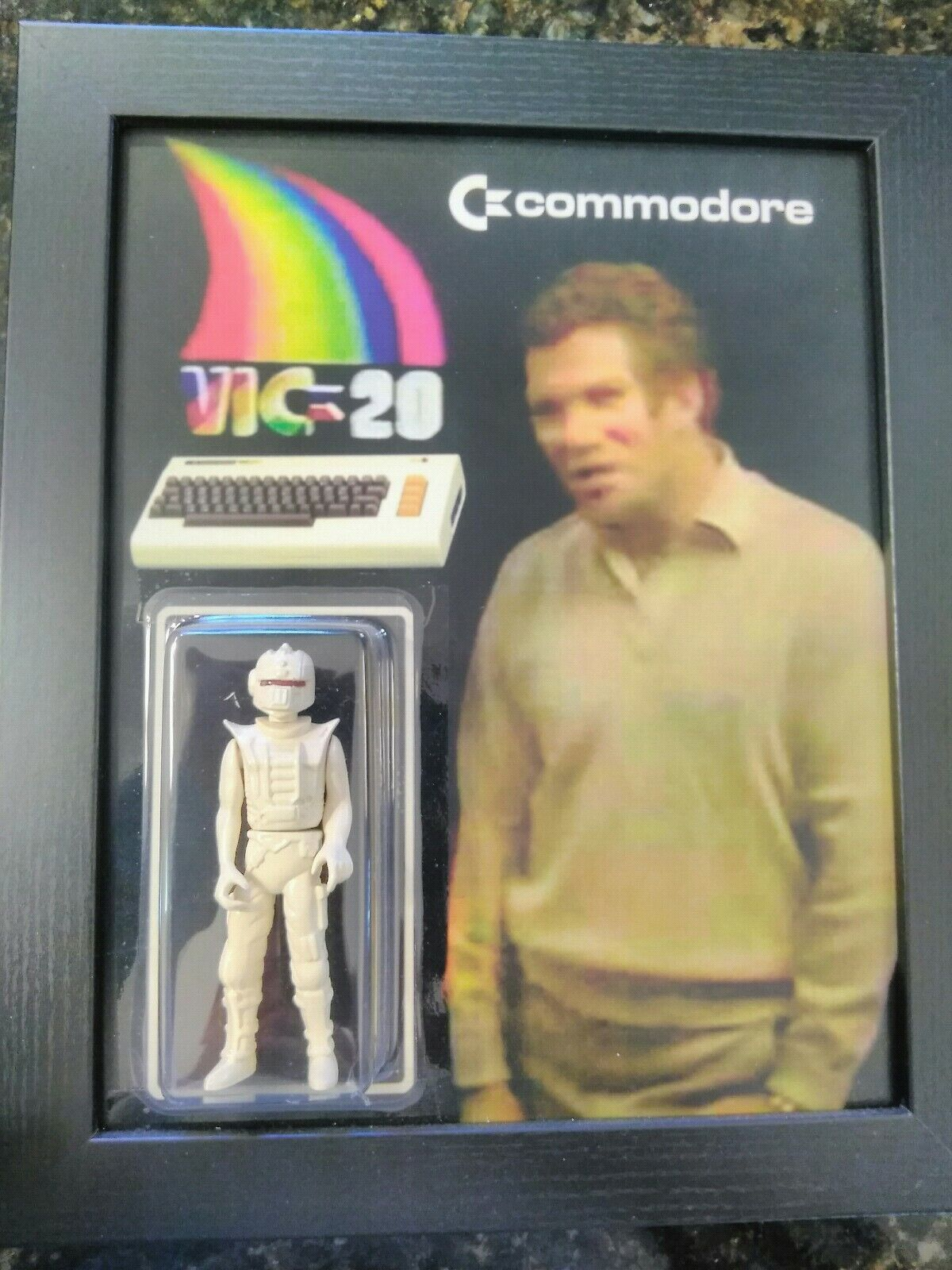 Star Wars Trek Sucklord Commodore VIC-20 Bill Shatner suckadelic DKE botaleg 1 1