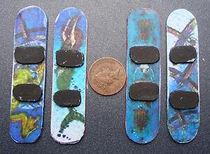 1-12-Dolls-House-Miniature-Wooden-Snow-Board-Garden-Or-Nursery-Toy-Accessory