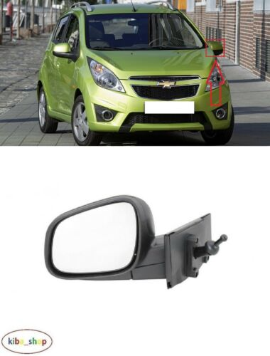 FOR CHEVROLET SPARK M300 2010-2012 NEW SIDE DOOR CABLE MIRROR LEFT N//S LHD