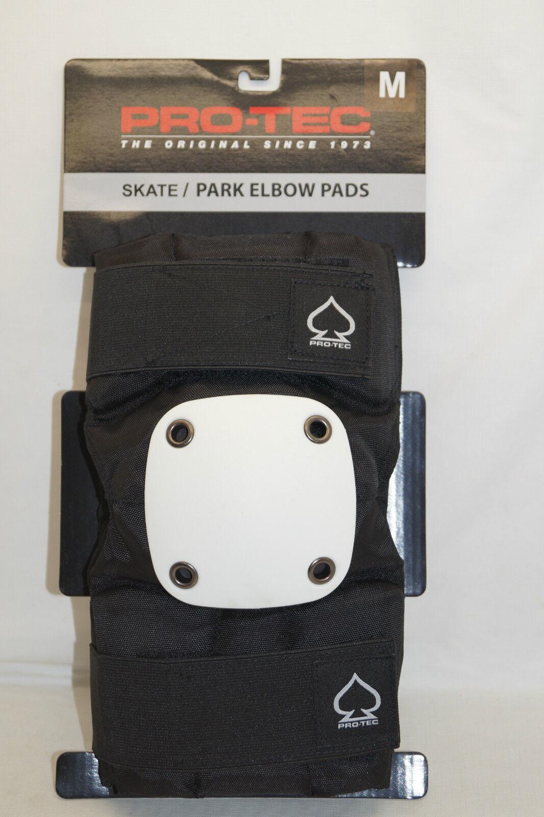 Pro-Tec Skate Park ELBOW PADS gomito saver M Taglia M saver Skateboard Bmx Mountain Bike f0f542