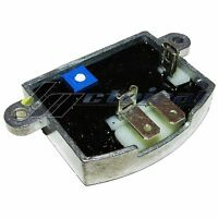 Voltage Regulator For Motorolla Alternator Fits Timberjack Skidder White Tractor