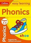 Collins Easy Learning Preschool - Phonics Ages 4-5 by Collins Easy Learning (Paperback, 2015)