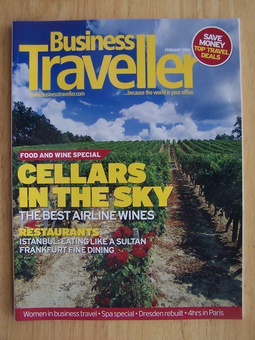 Business Traveller Magazine February 2006