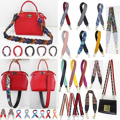 Replacement Handbag Bag Strap Crossbody Shoulder Wallet Purse Handle Satchel