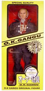 Toys Mccoy Figure Ok Gangu à l'échelle 1/6