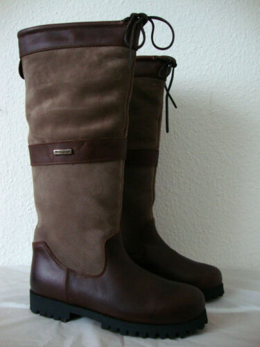 Country Uk 36 Land Sloane 3 Boot 5 Nuovo Gr Stivali Wellgogs pelle donna  BzEFqxOTHw 0179b93e209b