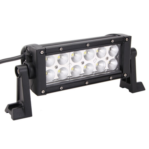 50inch 288W Curved Led Light Bar+2X 4/'/' 18W CREE Pods+8/'/' 36W Offroad SUV Truck