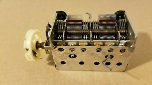 Sansui-1000X-tuning-capacitor-front-end-part-number-FAL-31