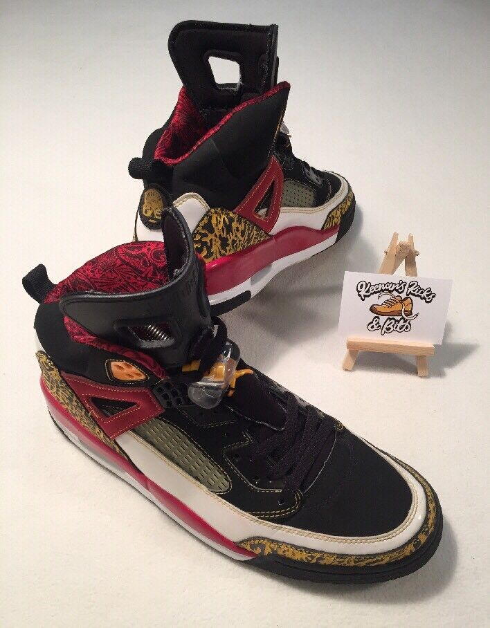 Nike Jordan Spizike King County Basketball Trainers 'RARE MJ 23 VINTAGE'